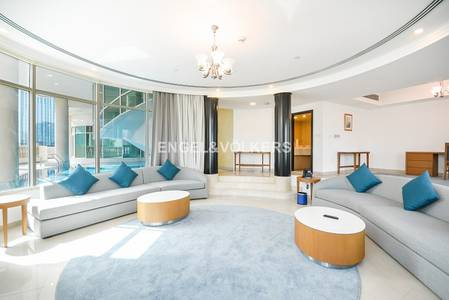 4 Bedroom Penthouse for Rent in Downtown Dubai, Dubai - The ultimate luxury - Serviced - All inc