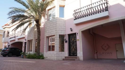 3 Bedroom Villa for Rent in Mirdif, Dubai - Townhouse compound villa 3 BR, 2 storage