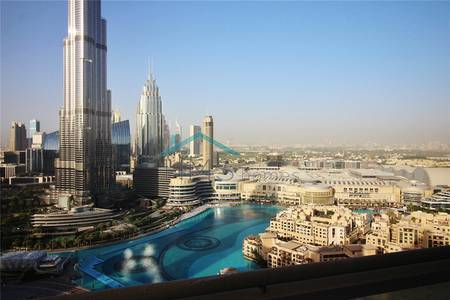 3 Bedroom Penthouse for Rent in Downtown Dubai, Dubai - Penthouse | Full Burj Khalifa and Fountain Views