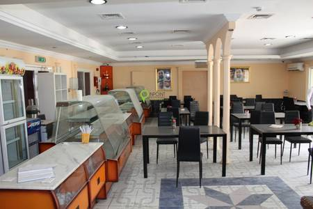 Other Commercial for Rent in Al Quoz, Dubai - Fully Equipped Restaurant/Shisha Cafe in Al Quoz for rent