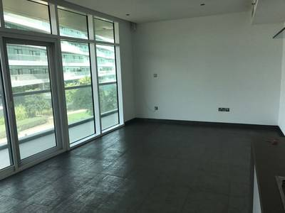1 Bedroom Flat for Rent in Al Raha Beach, Abu Dhabi - Big lay out Sea View 1BR apt 100k only