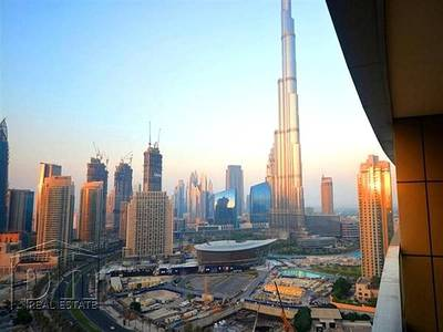 2 Bedroom Apartment for Sale in Downtown Dubai, Dubai - Incredible Views from an Incredible Unit