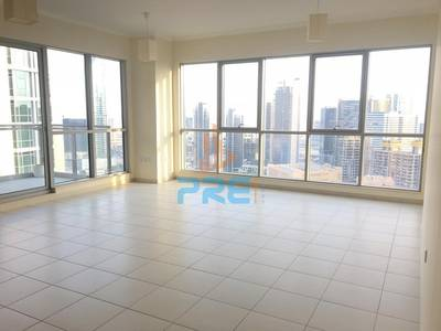 2 Bedroom Flat for Rent in Downtown Dubai, Dubai - High Floor I Huge 2 BHK Ready to Move in