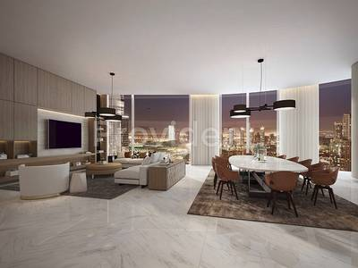 5 Bedroom Apartment for Sale in Downtown Dubai, Dubai - Prestigious Full Floor Penthouse in Downtown