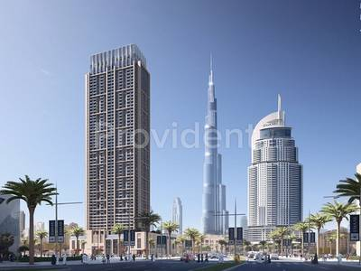 2 Bedroom Flat for Sale in Downtown Dubai, Dubai - Own an Address with Full View of Burj Khalifa