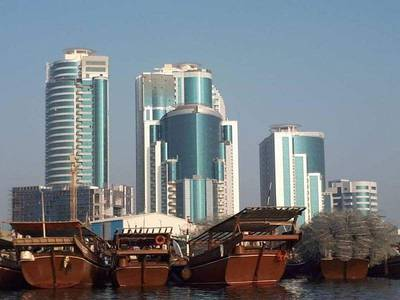 1 Bedroom Flat for Sale in Al Bustan, Ajman - PAY 50K BUY A BRAND NEW 1BHK IN ORIENT TOWERS