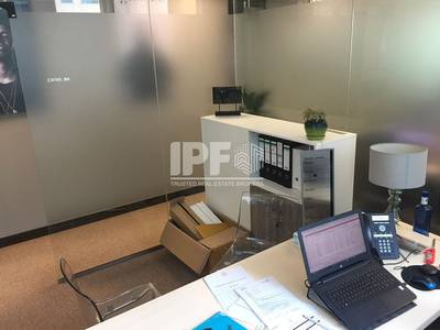 Office for Sale in Business Bay, Dubai - Full Fountain View | Partitioned | BS 10