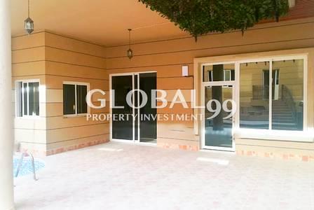 6 Bedroom Villa for Rent in Al Nahyan, Abu Dhabi - Amazing !! 7BR Villa in Al Nahyan Camp.