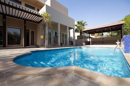 3 Bedroom Villa for Sale in Arabian Ranches, Dubai - Location