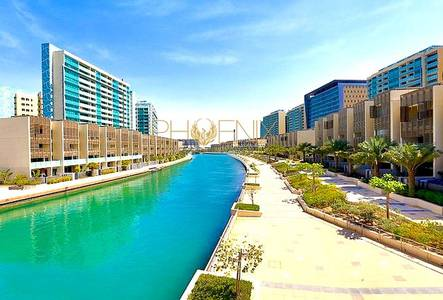 3 Bedroom Apartment for Sale in Al Raha Beach, Abu Dhabi - 3+1 Maids Room Apartment with Canal View
