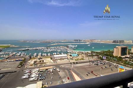 3 Bedroom Flat for Rent in Dubai Marina, Dubai - Full Sea 3Br+M in Princess