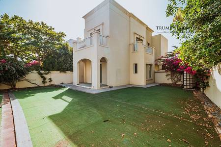 3 Bedroom Villa for Rent in The Lakes, Dubai - Ready To Move in 3Br Villa in Forat