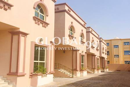 5 Bedroom Villa for Rent in Khalifa City A, Abu Dhabi - 5 BR + M Wonderful & Tranquil in Compound in KCA