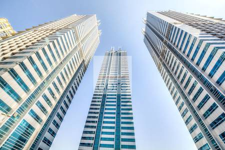Shop for Rent in Jumeirah Lake Towers (JLT), Dubai - Shell and core retail to rent in Armada.