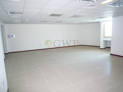 Office for Rent in Jumeirah Lake Towers (JLT), Dubai - Fitted office / SZR view / High Floor..