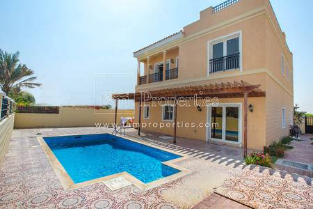5 Bedroom Villa for Sale in The Villa, Dubai - 5BR A2 | Vacant May |Park Facing/Backing