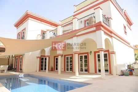 4 Bedroom Villa for Sale in The Villa, Dubai - Spacious 4BR E1 Type Cordoba Villa with a Large Garden