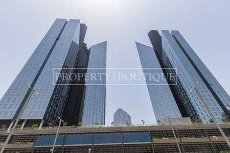 1 Bedroom Apartment for Sale in DIFC, Dubai - 1 Bed | Zabeel View | Type B | Central Park