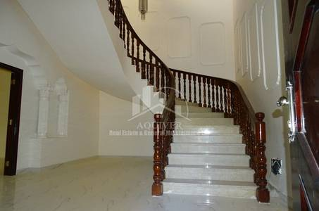 5 Bedroom Villa for Rent in Al Zaab, Abu Dhabi - Modern and Stylish 5BR Villa in Al Zaab Area for Rent!