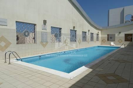 4 Bedroom Flat for Rent in Sheikh Khalifa Bin Zayed Street, Abu Dhabi - Marvelous 4 Bedroom Apartment in Khalifa Street for Rent!