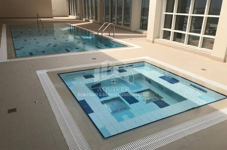 2 Bedroom Flat for Rent in Al Raha Beach, Abu Dhabi - Amazing 2 Bedroom Apartment with Huge Balcony in Al Raha Beach for Rent!