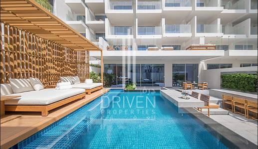 شقة 1 غرفة نوم للبيع في نخلة جميرا، دبي - 1 BEDROOM APARTMENT SUITE WITH SEA VIEWS