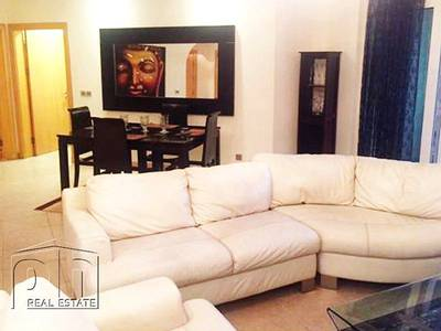 2 Bedroom Flat for Sale in Palm Jumeirah, Dubai - Partial Sea View 2Br –LHS -Furnished –PJ