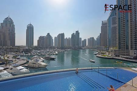 2 Bedroom Flat for Sale in Dubai Marina, Dubai - 2 Bedroom Unit | Full Sea View | Great Facilities