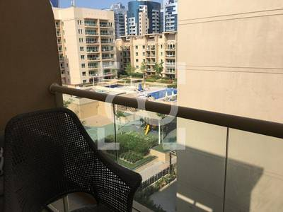 1 Bedroom Flat for Rent in The Greens, Dubai - Unfurnished | Well maintained | Chiller free