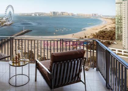 1 Bedroom Apartment for Sale in Dubai Marina, Dubai - Prime Waterfront | Marina View | 1BR Apt