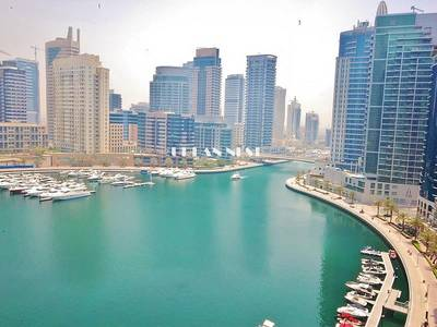 1 Bedroom Apartment for Rent in Dubai Marina, Dubai - Marina view   Unfurnished   Available now (MP-R-0016)