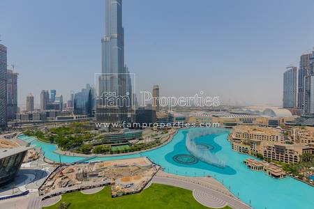 2 Bedroom Apartment for Rent in Downtown Dubai, Dubai - Luxury Furnished