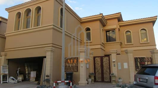4 Bedroom Villa for Rent in Khalifa City A, Abu Dhabi - Elegant 4 Bedroom Villa with Private Pool & Garden