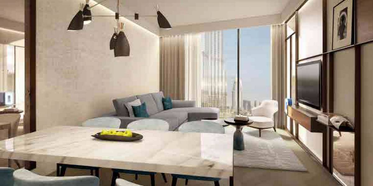 2 Best Deal for 1 BHK in The Address Opera