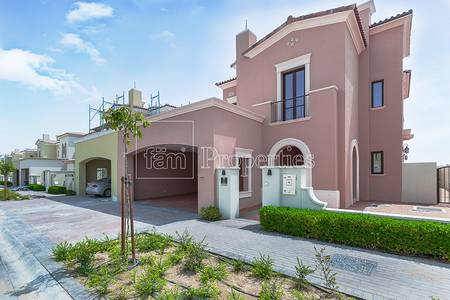 3 Bedroom Villa for Rent in Arabian Ranches 2, Dubai - Brand New 3 BR in Samara  |  Single Row!