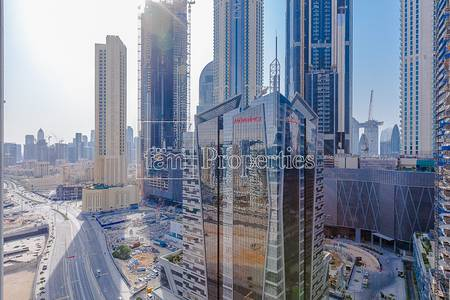2 Bedroom Apartment for Rent in Downtown Dubai, Dubai - Brand new| Large 2BR+Maid| 2mins to Mall