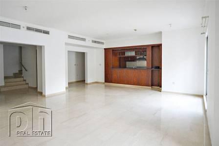 3 Bedroom Villa for Rent in Downtown Dubai, Dubai - Fantastic 3BR+Maid Villa | Boulevard View