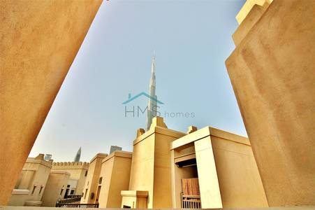 2 Bedroom Apartment for Rent in Old Town, Dubai - Exclusive | Attareen Duplex | 2 bed