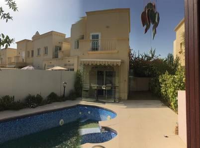 2 Bedroom Villa for Rent in The Springs, Dubai - 2 Bedroom I Study Room I Springs 2 for rent