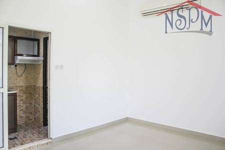 Studio for Rent in Airport Street, Abu Dhabi - Clean and well-kept studio