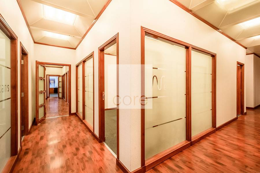 2 Fitted Office | High Floor | City Views