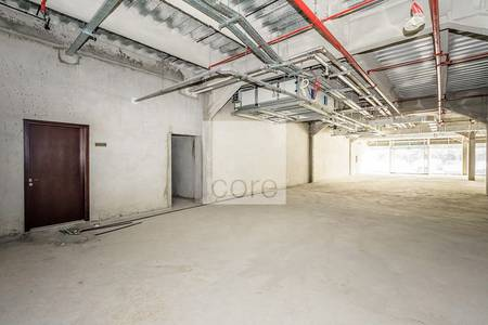 Shop for Rent in Al Quoz, Dubai - Shell and core retail for rent in Rawabeh