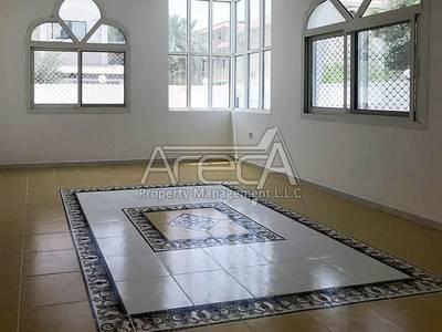 6 Bedroom Villa for Rent in Al Zaab, Abu Dhabi - Deluxe 6 Bed Villa! Premium Location in Al Zaab Area