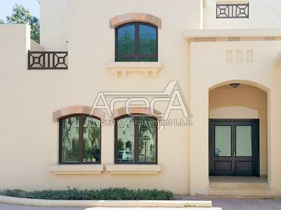 5 Bedroom Villa for Rent in Eastern Road, Abu Dhabi - Marvelous 5 Master Bed Villa with Driver Room! Khalifa Park Area