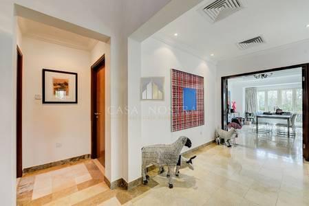 4 Bedroom Villa for Rent in Jumeirah Islands, Dubai - Open Plan Entertainmnt Foyer Vacant 4BR+M
