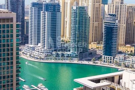4 Bedroom Flat for Rent in Dubai Marina, Dubai - 4 BR