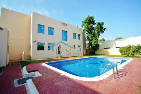 5 Bedroom Villa for Rent in Al Barsha, Dubai - Huge Plot | Close To Mall | 5 Bedrooms