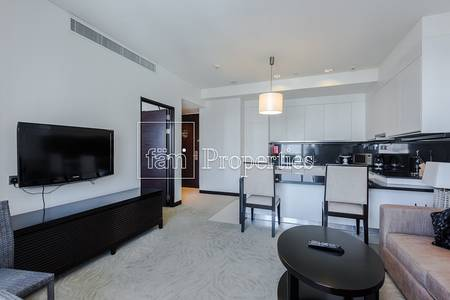 1 Bedroom Flat for Sale in Dubai Marina, Dubai - 5 Star 1BR | Full Marina View | Vacant!