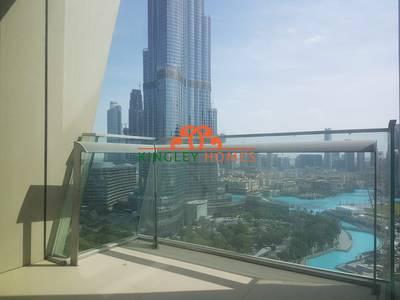 3 Bedroom Flat for Rent in Downtown Dubai, Dubai - Burj Khalifa | Fountain View| Mid Floor