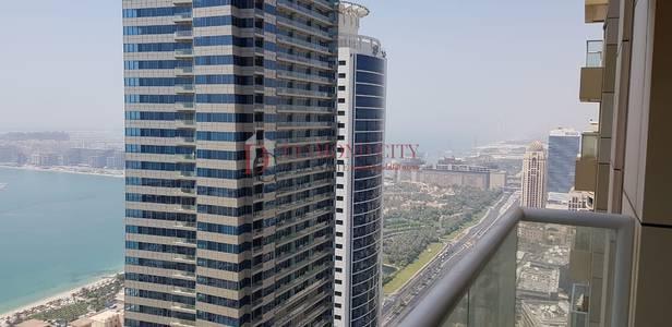 2 Bedroom Flat for Rent in Dubai Marina, Dubai - Hot Price 2 BR @90k | Higher Floor| Sulafa Tower